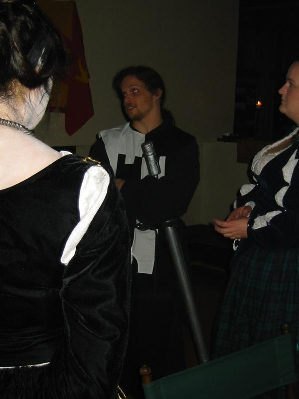 Nikita's shoulder with Count Kresfield and Lady Shiel